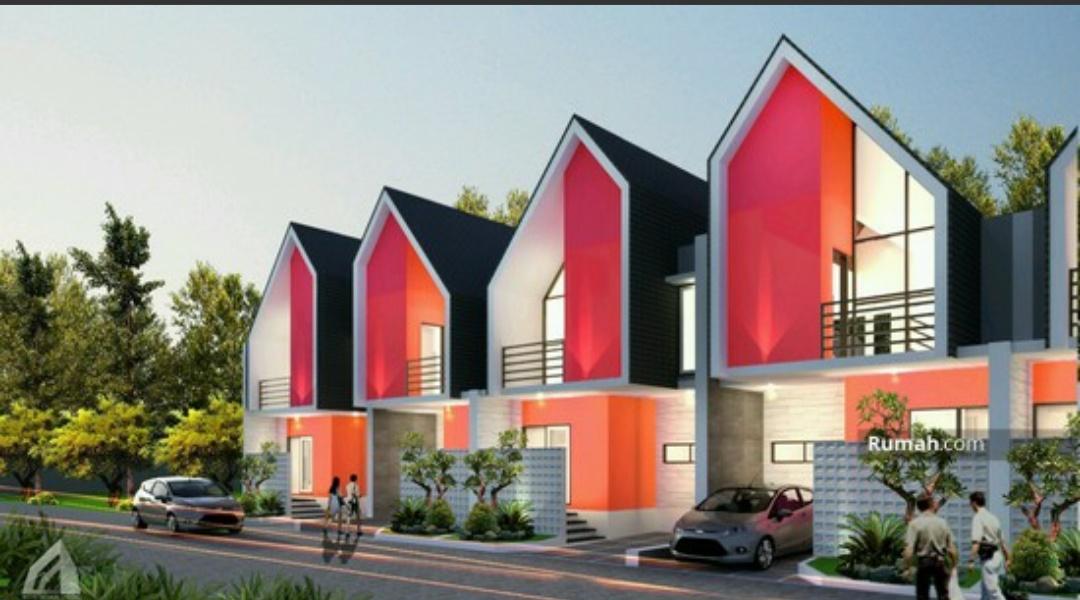 Rumah Minimalis 2 Lantai 100 Jutaan  nip 200 200 jutaan 2 lt danendra sukun 087887232777